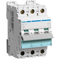 Автоматический выключатель 3P 4,5kA C-32A 3M